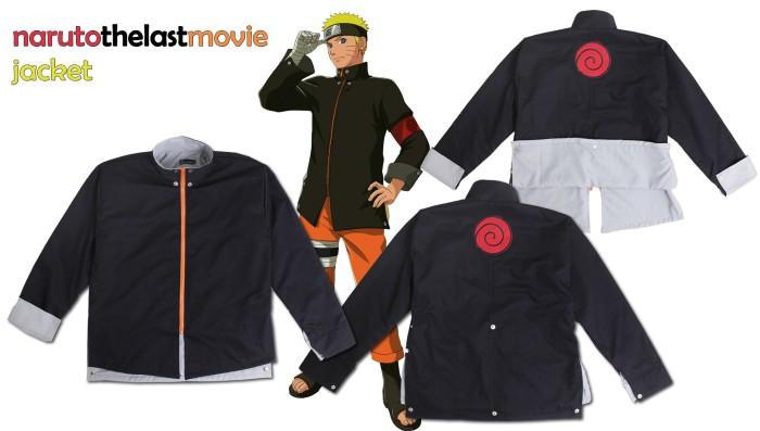 41 Koleksi Desain Jaket Naruto The Last HD