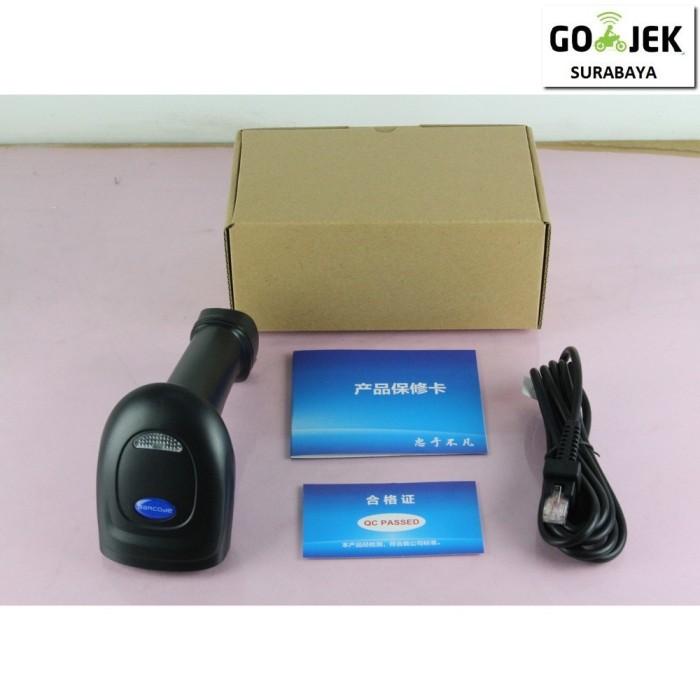 harga Taffware 1d handheld laser barcode scanner - yk910 Tokopedia.com