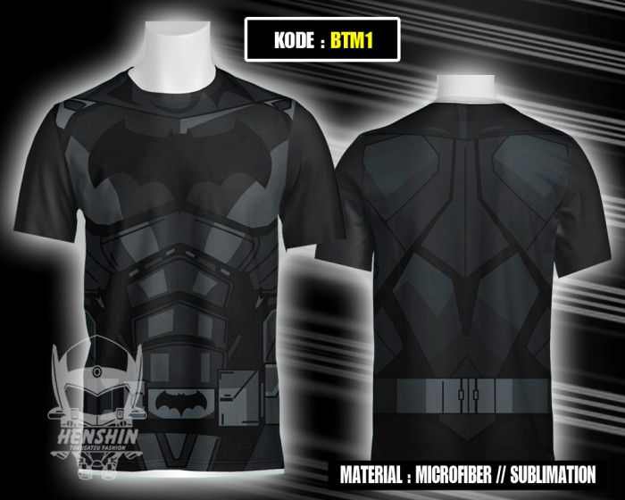 harga Kaos full print batman v1 Tokopedia.com