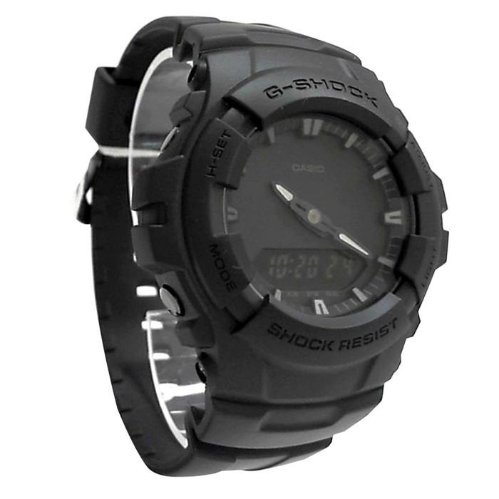 Casio G-Shock G-100BB-1ADR | Jam Tangan Pria | Original | Garansi