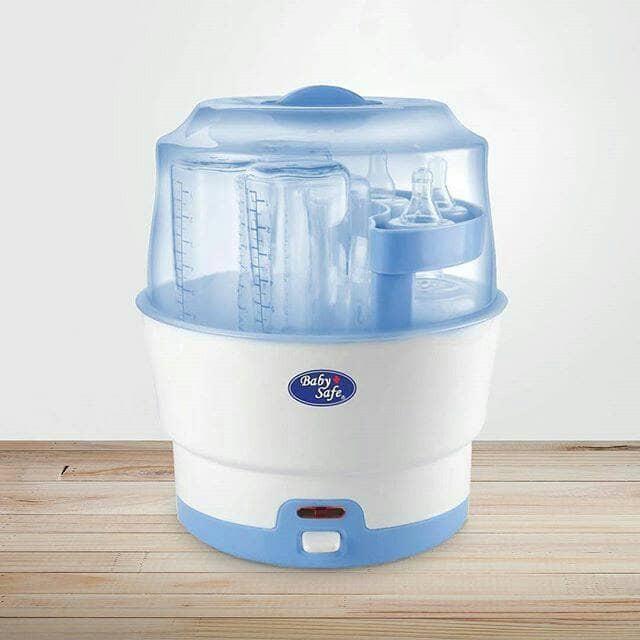 harga Babysafe 6-bottles express steam sterilizer Tokopedia.com