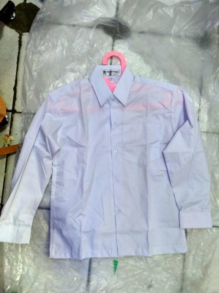 harga (size 15 , 16) seragam sekolah lengan panjang putih sd smp sma smk Tokopedia.com