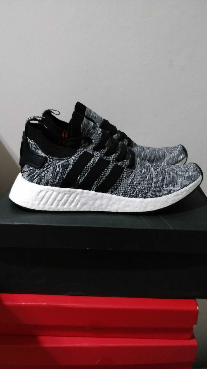 best loved 68256 9bfe9 Jual Adidas NMD R2 PK Glitch Core Black / Core Black BY9409 Sz 42 2/3 -  Kab. Tangerang - Gamerzshop | Tokopedia