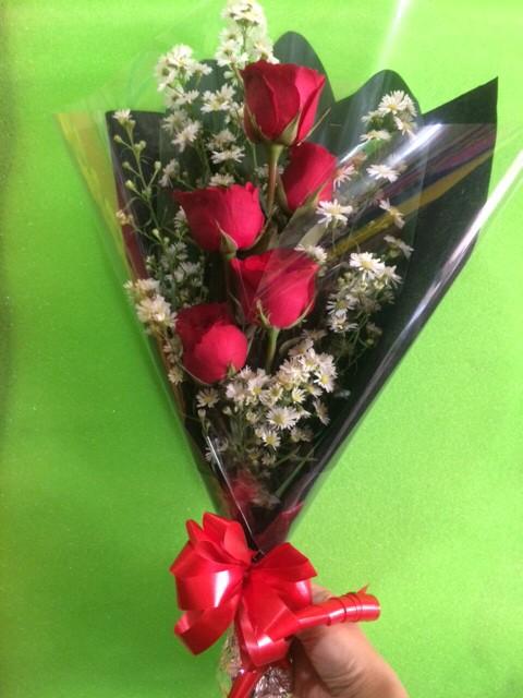 Jual Bunga Mawar Buket Murah Bunga Mawar Merah Asli Murah Jakarta Timur Toko Hrp Tokopedia