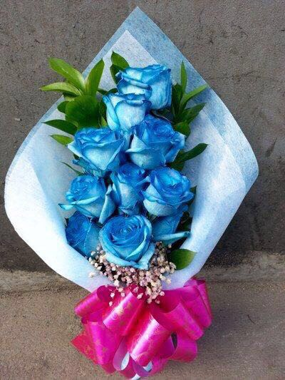 5000+ Gambar Bunga Mawar Warna Biru HD Paling Baru