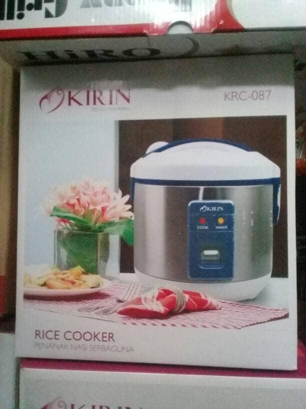 harga Magicom kirin 1 liter/ megicom kirin 1l/rice cooker kirin bukan cosmos Tokopedia.com