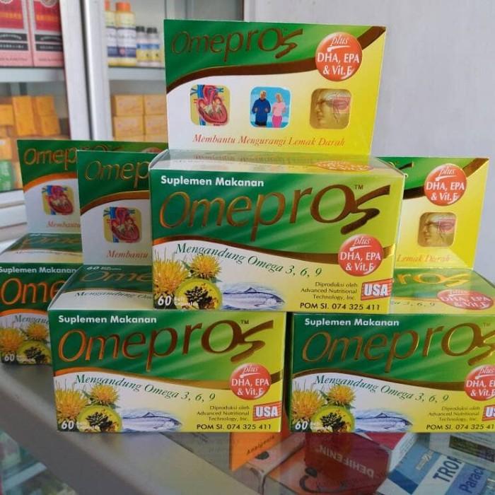 harga Omepros isi 60 Tokopedia.com