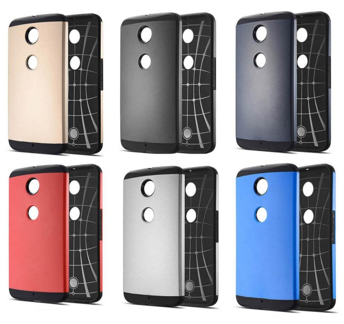 Case Spigen Slim Armor Samsung Galaxy V / Ace 4 G313 - Hard Back Cover