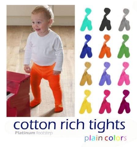 COTTON RICH - LEGGING BABY [0-6 & 6-12 BULAN] / CELANA PANJANG BAYI