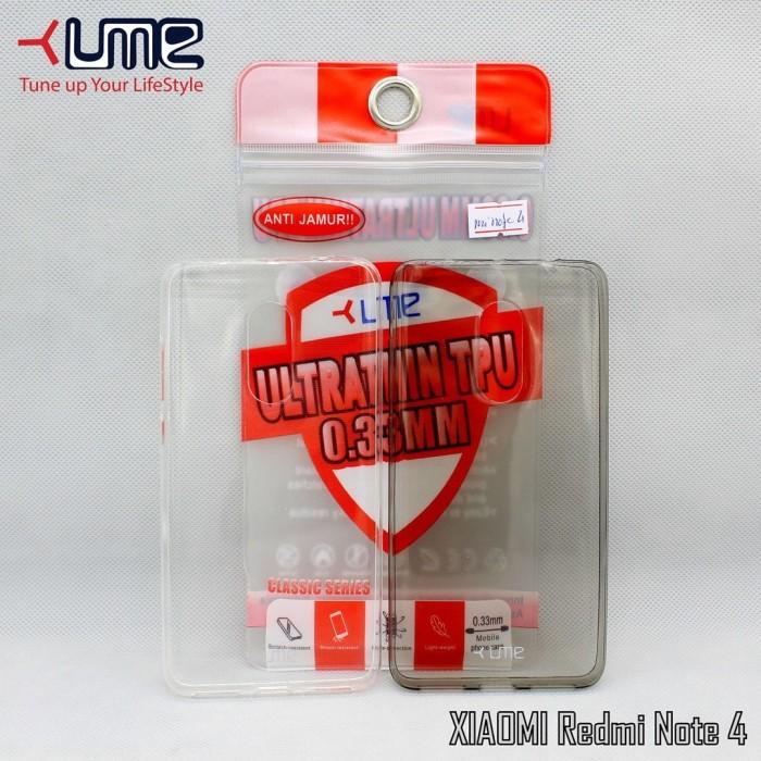 XIAOMI Redmi Note 4 Soft Case UME Ultrathin 0,33mm
