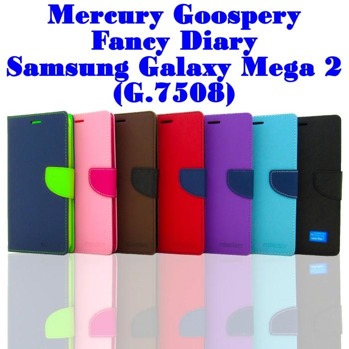 Mercury Goospery Fancy Diary Samsung Galaxy Mega 2/GT.7508
