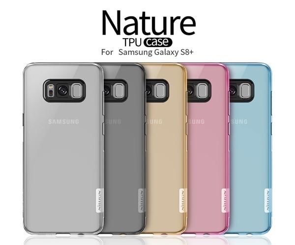 Nillkin Nature TPU clear ultra thin samsung S8 PLUS case casing cover