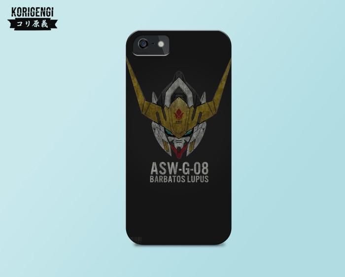 Foto Produk Hard Case Barbatos - Gundam dari KORIGENGI Store