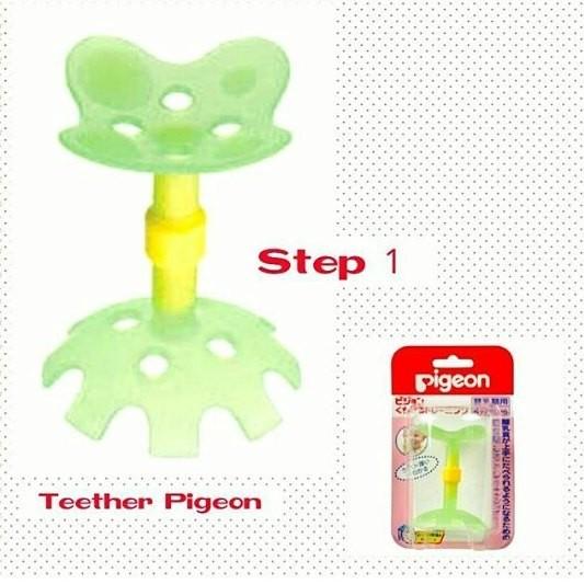 Teether Pigeon Step 1