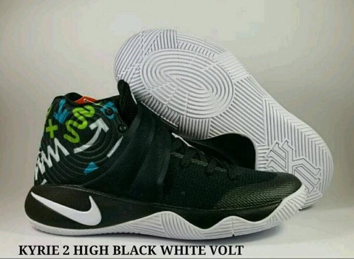 ... sweden sepatu nike kyrie 2 high black white volt 0d944 fe44f aef5348932