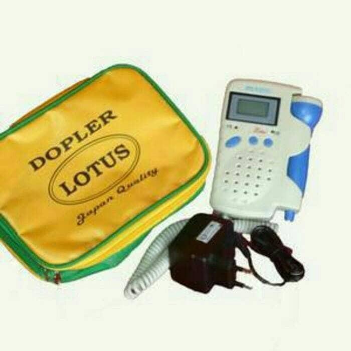 harga Fetal doppler lotus lcd fetal dopler lotus lcd Tokopedia.com