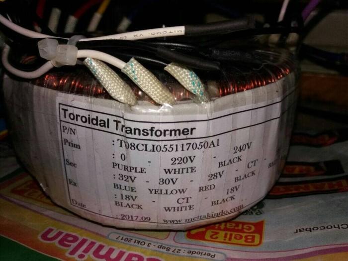 harga Trafo toroid keen ocean tto-10632-00 compatible Tokopedia.com
