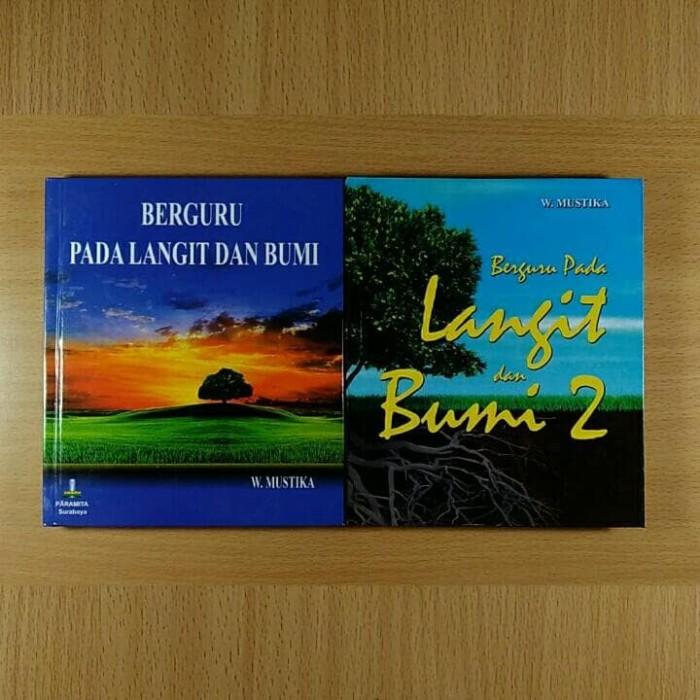 harga Buku berguru pada langit dan bumi 1 dan 2 - w. mustika Tokopedia.com