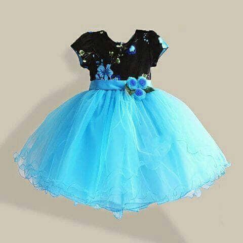 harga Dres tasya kid biru pakaian anak baju anak perempuan Tokopedia.com