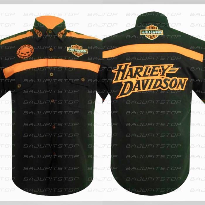 harga Baju kemeja motorsports harley davidson 24 kode bkd027 Tokopedia.com