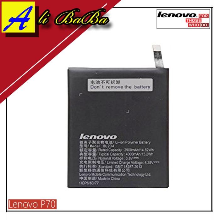 harga Baterai handphone lenovo p70 p70t a5000 bl234 batre hp battery lenovo Tokopedia.com