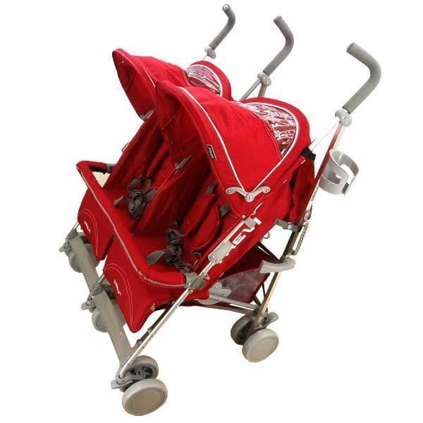 Jual Baby Elle Twin Trevi S-2500 - Baby Stroller Kereta ...