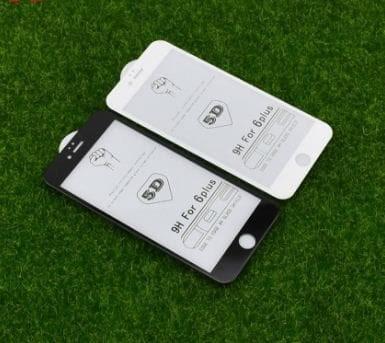 Jual Tempered Glass Iphone 6 Plus 5d Full Body Anti Gores Kaca