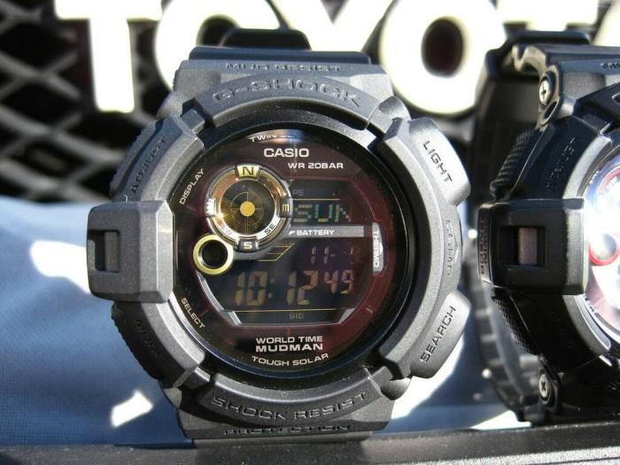 harga Casio g-shock mudman g-9300gb g9300gb original garansi resmi casio 1th Tokopedia.com