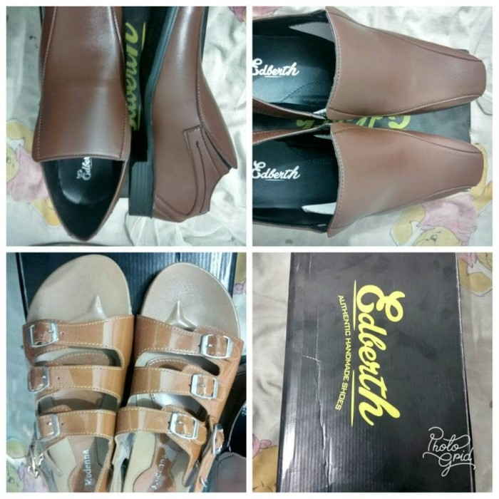 harga Edberth shoes 42 Tokopedia.com