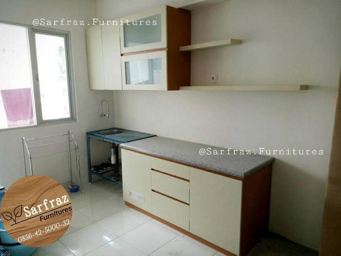 Jual Paket Kitchen Set Dapur Table Granit Atas Bawah 3 Meter Free