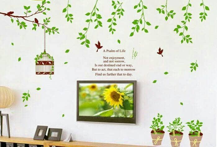 jual stiker dinding /wall sticker dapur kamar mandi anak dewasa