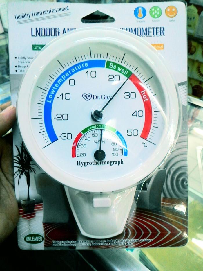 Foto Produk Hygrometer analog dari Pramuka Medical
