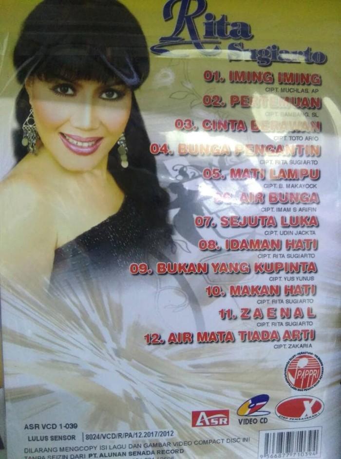 Jual VCD ORIGINAL 12 MEGA SPESIAL EDITION DANGDUT RITA SUGIARTO IMING IMING  - DKI Jakarta - SUKSES COLECTION | Tokopedia