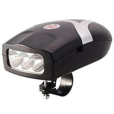 harga Lampu dan bel horn sepeda 2in1 led suara nyaring Tokopedia.com