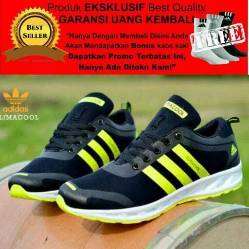 2e1b5ceb8e1 ... discount sepatu adidas climacool pria casual grade original free  kaoskaki 97ca2 c4470