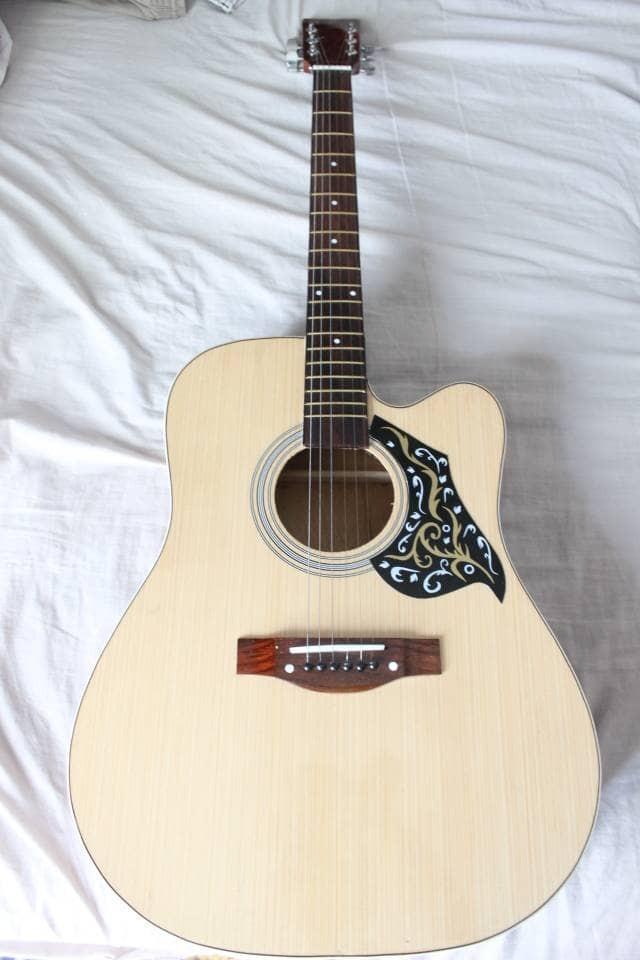 harga Gitar akustik f500 natural yamaha good quality Tokopedia.com