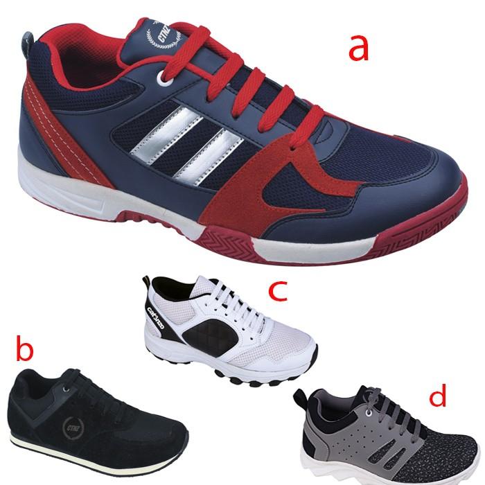 harga Sepatu casual sport pria/olahraga/running/tenis/kuliah/kerja adt 074 Tokopedia.com