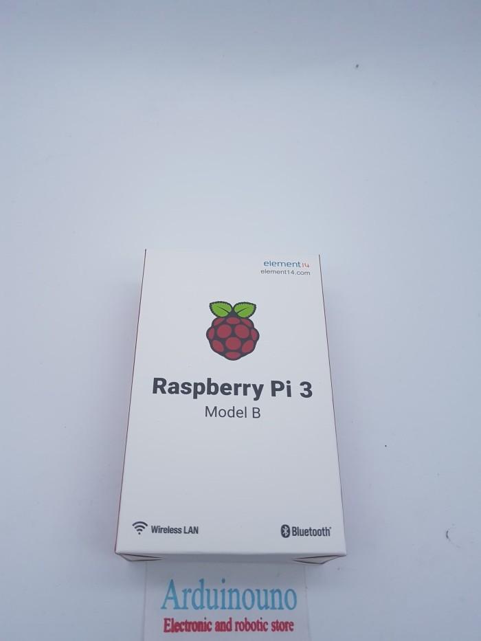 harga Raspberry Pi 3 Model B Tokopedia.com