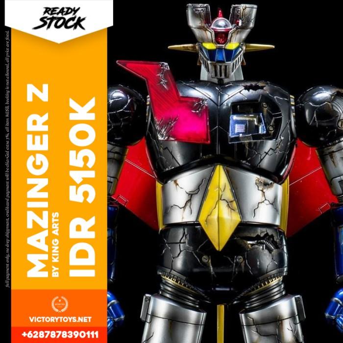 harga Mazinger z by king arts Tokopedia.com
