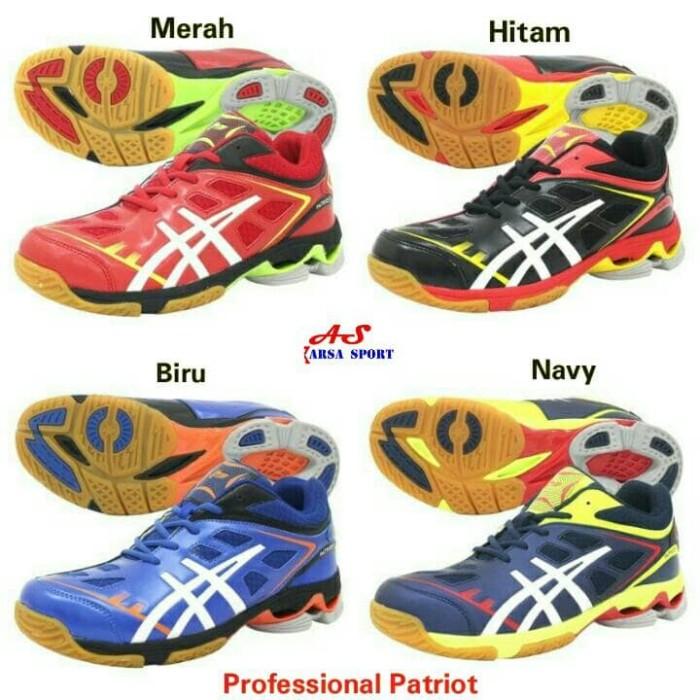 Jual sepatu voli profesional patriot cek harga di PriceArea.com 7e8605bcc7
