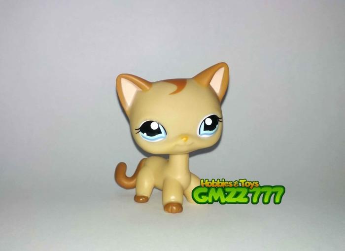 harga Littlest Pet Shop Hasbro Lps Shorthair Cat #1024 Tokopedia.com