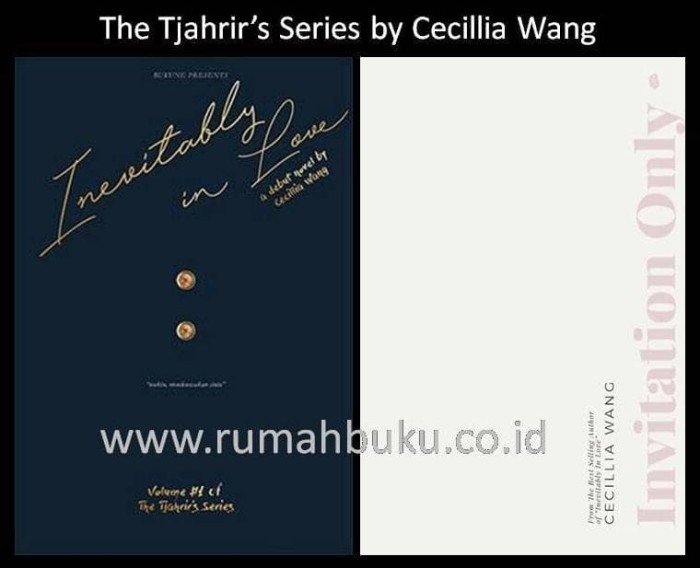 Jual the tjahrir series by cecillia wang rumah buku tokopedia the tjahrir series by cecillia wang stopboris Gallery