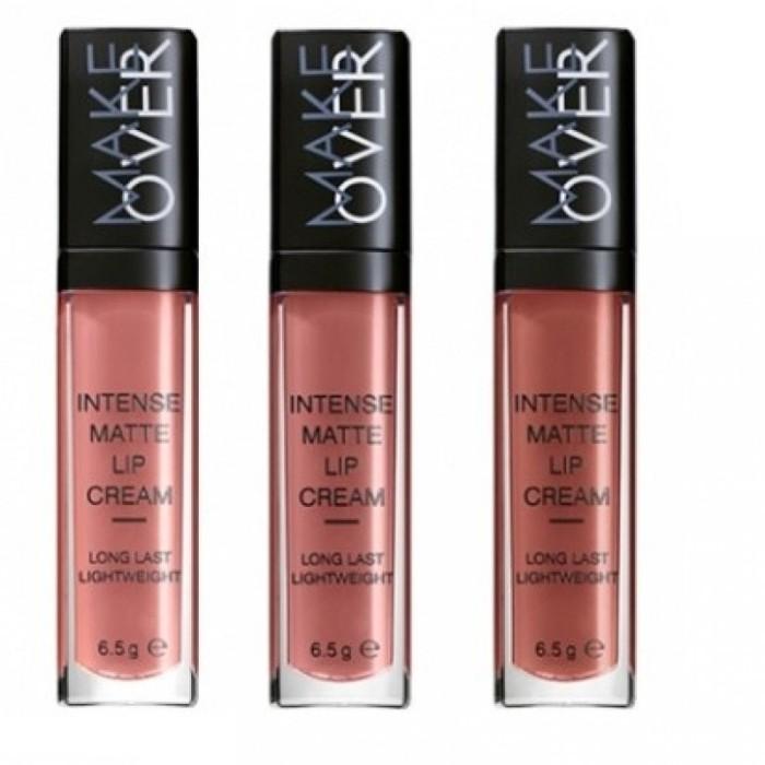 MAKE OVER Intense Matte Lip Cream (#09 Posh)