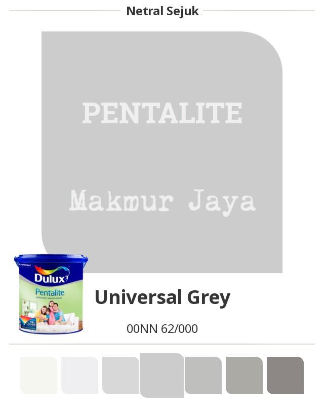 harga Dulux pentalite universal grey cat tembok interior Tokopedia.com
