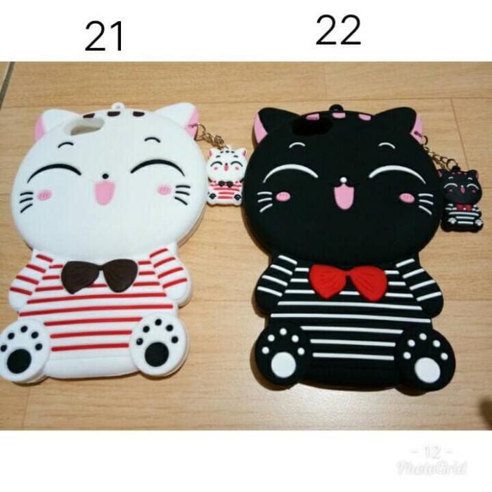 harga Case 3d hello kitty polkadot oppo a39 / silicon 3d oppo a39 hk baju Tokopedia.com