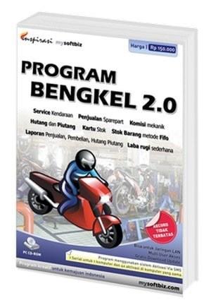 harga Program bengkel 2.0 Tokopedia.com