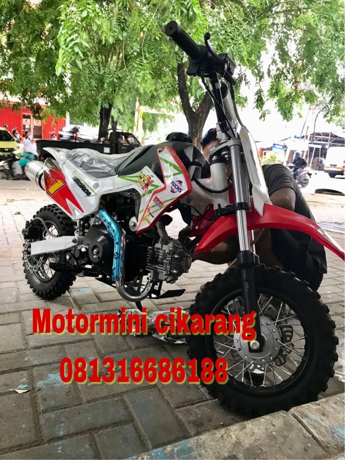 harga Motor mini trail 70cc vtx 4tak mesin honda Tokopedia.com