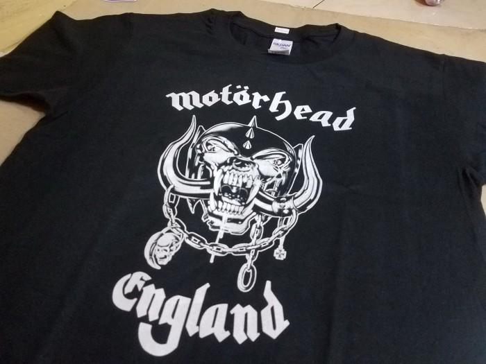 harga Kaos band metal motorhead england - motor5 bk Tokopedia.com