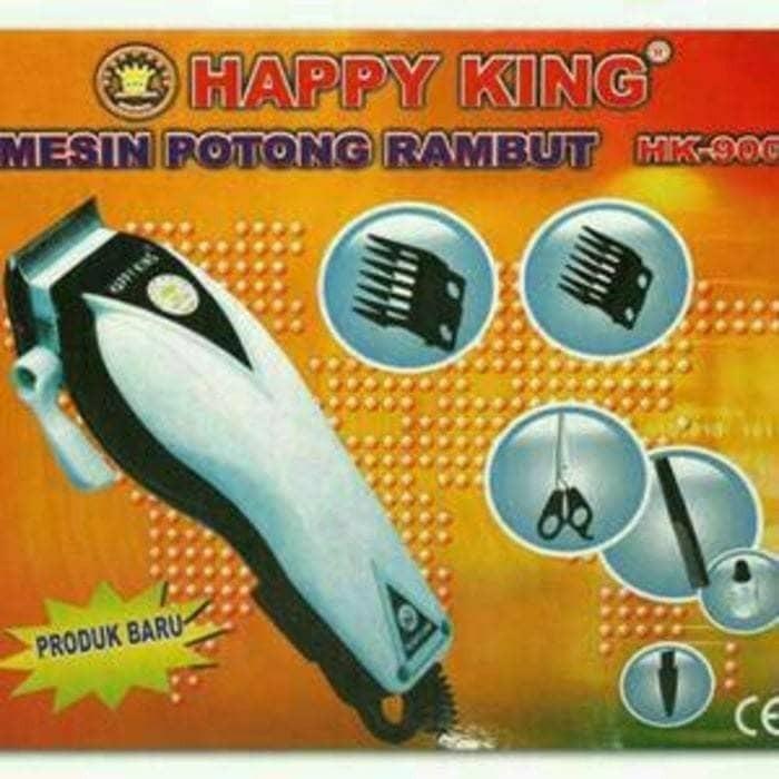 Jual alat cukur kumis jenggot rambut happy King proclipper Hk - 990 ... 63bd18f98e