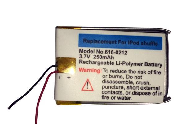 harga ipod shuffle 1st generation battery Tokopedia.com